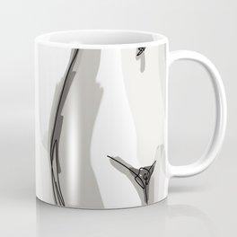 Nude Belly Coffee Mug