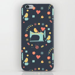 Love sewing iPhone Skin