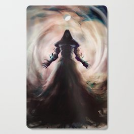 Death Blossom Cutting Board