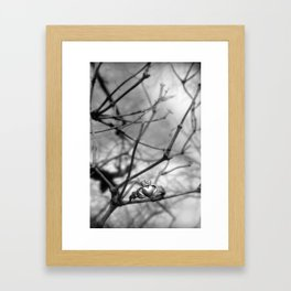 Claddagh Ring Framed Art Print
