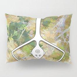 Handstand Pillow Sham