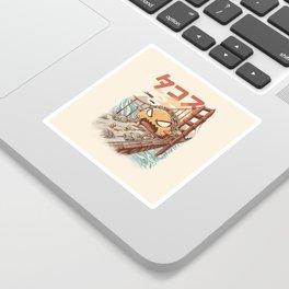 Takaiju Sticker