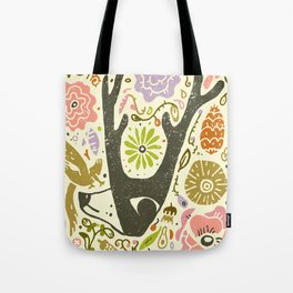 Elking Elk Tote Bag
