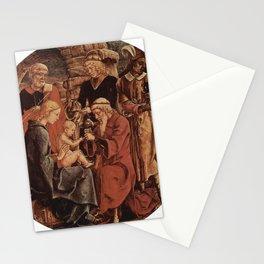 Cosimo Tura - The Adoration of the Magi Stationery Cards