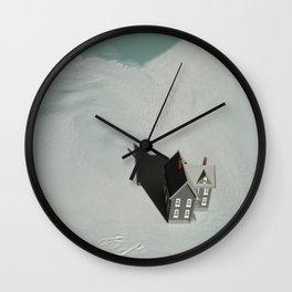 Wichita 2 Wall Clock
