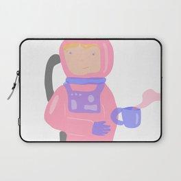 No Gravity took my coffee away Laptop Sleeve