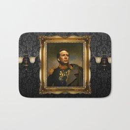 Nicolas Cage - replaceface Bath Mat