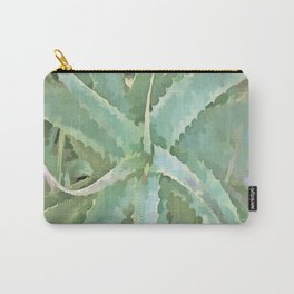 Amazing Aloe Vera Carry-All Pouch
