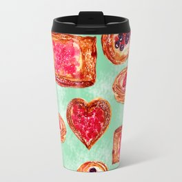 Puff Pastries Travel Mug