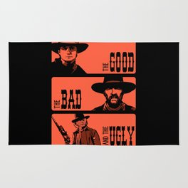 BTTF: The good, the bad and the ugly Rug