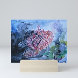 Scorpionfish Mini Art Print