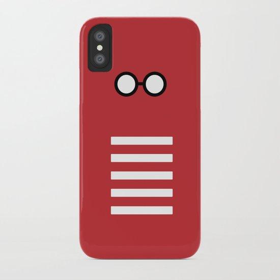 Where's Waldo Minimalism iPhone Case