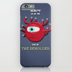 Beauty of the Beholder iPhone 6s Slim Case