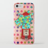 gumball iPhone & iPod Cases featuring Gumball Unicorns by That's So Unicorny