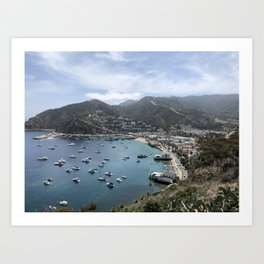 Catalina Island #2 Art Print