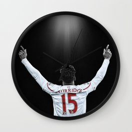 Liverpool FC: Daniel Sturridge 15 Wall Clock