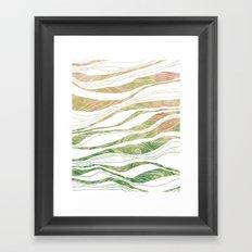 Tidal - Daybreak Framed Art Print
