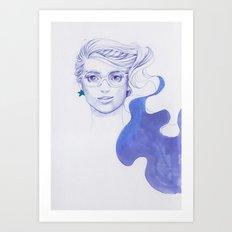 Untitled 02- Part 1 Art Print