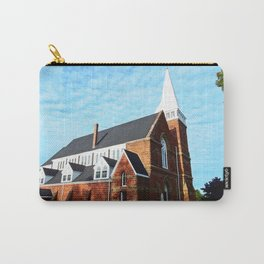 St. Paul's Church Sturgeon PEI Carry-All Pouch