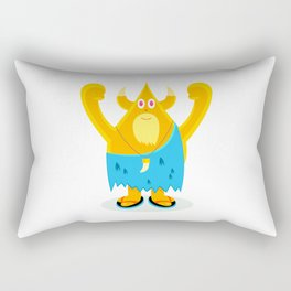 Fancy pants : idokungfoo.com Rectangular Pillow