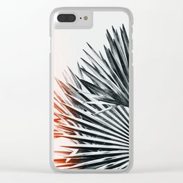 Flare #2 Clear iPhone Case