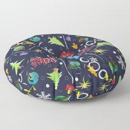 Christmas Cheer Floor Pillow