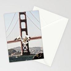 BAY GULLS Stationery Cards