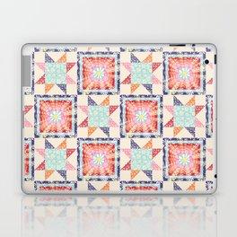 stargazing daisies Laptop & iPad Skin