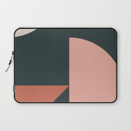 Orbit 04 Modern Geometric Laptop Sleeve