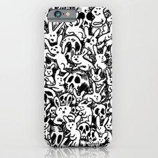 Bunnies & Skulls iPhone 6s Slim Case