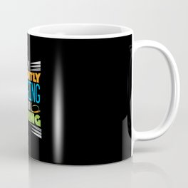 I'm Silently Judging You Wiring Coffee Mug