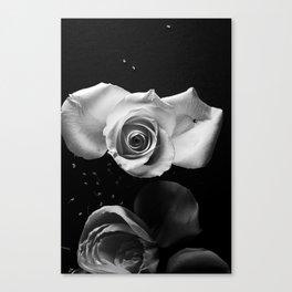 Transcending Rose Canvas Print