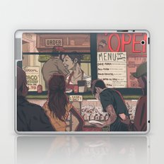 Late Night Cravings Laptop & iPad Skin