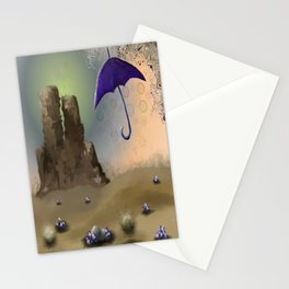 Political Misconception Stationery Cards