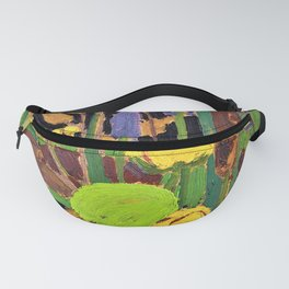 12,000pixel-500dpi - Tom Thomson - Water Flowers - Digital Remastered Edition Fanny Pack