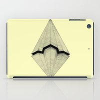 planes iPad Cases featuring Paper Planes by Rui Ribeiro