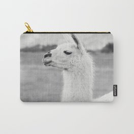 Mountain Llama Carry-All Pouch