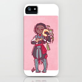 Assassins Creed - Spirits - Aveline iPhone Case