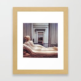 Canova Framed Art Print