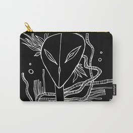 Alien-teenager from Orion Carry-All Pouch