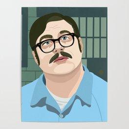 Mindhunter Ed Kemper Poster