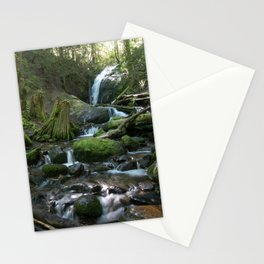 washington river Stationery Cards