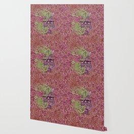 Bes Under Water Wallpaper