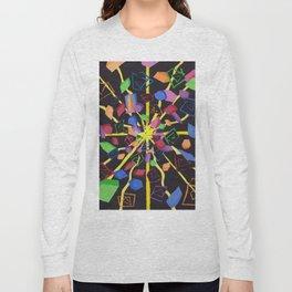 On edge #2 #watercolor #art #society6 Long Sleeve T-shirt