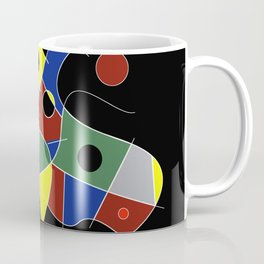 Abstract #232 Coffee Mug