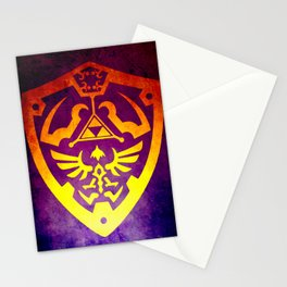 Gamer Shield II Stationery Cards