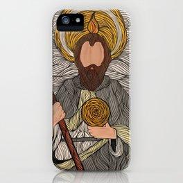 Saint Jude Thaddeus iPhone Case