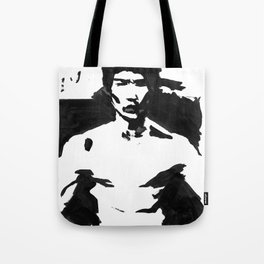 Master Bruce Tote Bag