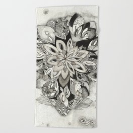 Constellar Beach Towel