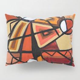 Geometric Composition Pillow Sham